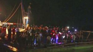 เรือโดยสารชนเรือสินค้าที่เมียนมา ดับแล้วอย่างน้อย 20 ศพ