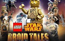 Lego Star Wars: Droid Tales ตัวต่อเลโก้ สงครามสตาร์วอร์ส