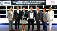 Huawei จัดนิทรรศการภาพถ่าย ทุบสถิติโลก GUINNESS WORLD RECORDS