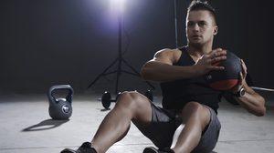 ท่าออกกำลังกายขณะดูทีวี ถึงจะอยู่บ้านเฉยๆ แต่ก็อย่าปล่อยเวลาว่างให้เสียเปล่า