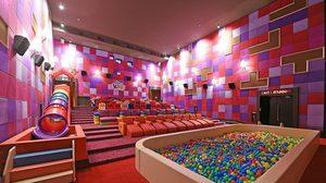 จะไม่มีเสียงเจี๊ยวจ๊าวมากวนใจ!! เมเจอร์ ผุดไอเดียสร้าง KODOMO Kids cinema โรงหนังเด็กแห่งแรกในเมืองไทย!!
