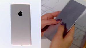 หยอกแรง ล้อฟีเจอร์เพื่อสุขภาพของ iOS 12 ด้วย iPhone Basic ไร้ปุ่ม ไร้จอ และไร้แบต