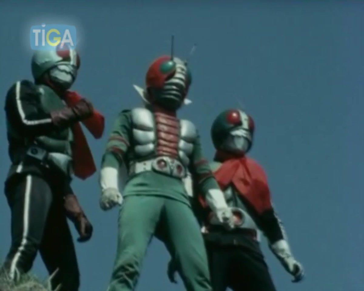 Masked Rider V3 ตอนที่ 33-3