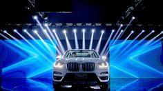 บีเอ็มดับเบิลยู กรุ๊ป ประเทศไทย เปิดตัว BMW X3 ใหม่ รถยนต์แห่งอนาคต เปิดราคาขายที่ 3.6ล้านบาท