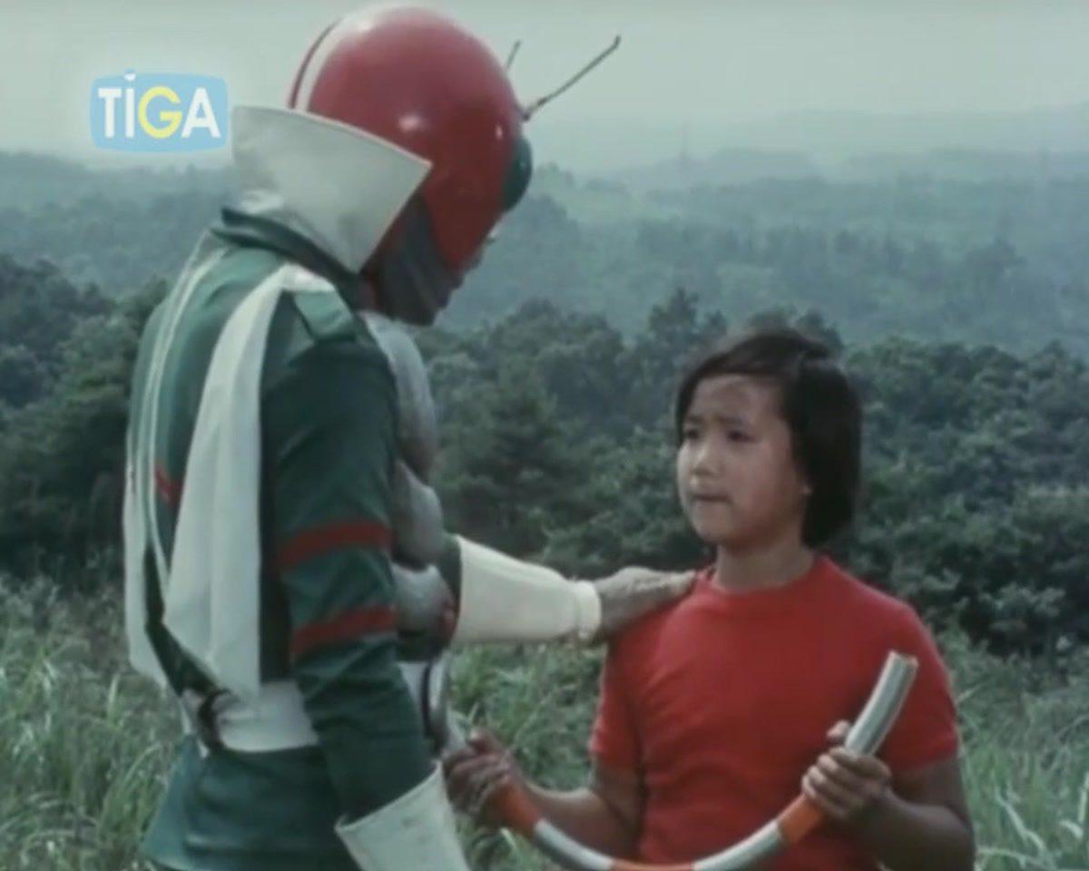 Masked Rider V3 ตอนที่ 25-1
