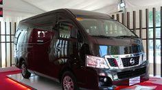 Nissan Urvan Premium แวนขนาด 15 ที่นั่ง เปิดตัวที่ฟิลิปปินส์