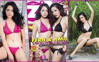 เฟิร์น เอมี่ Z2 สองสาว GND ประกบคู่บวกความเซ็กซี่