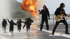 โป่ง หินเหล็กไฟ คัมแบ็ค! ปล่อยMV 'ก้าวหนึ่งในทะเล' สุดอลังกาล!