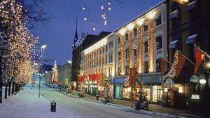 9 สถานที่ฉลองคริสต์มาสที่ดีที่สุดในโลก