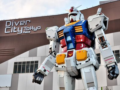 ซาโยนาระ! กันดั้มตัวยักษ์แห่งเมืองโตเกียว เตรียมปลดประจำการ ต้นปี 60