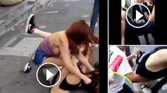 คลิปว่อน สาวไทยตบตีกันที่เกาหลีใต้ เหตุเขม่นกันขณะเที่ยวผับ
