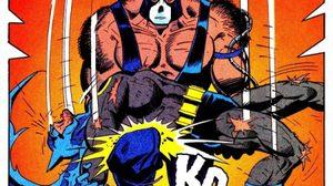 Bane จอมพลังวายร้าย แห่ง Batman the dark knight rises