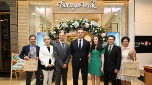 เปิดตัว Bottega Verde Flagship Store แห่งแรกในประเทศไทย