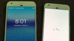 หลุดภาพ Pixel และ Pixel XL สมาร์โฟนจาก Google พร้อมประกาศเปิดตัว 4 ตุลาคม