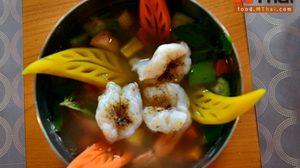 สูตร แกงเลียงผักรวมกุ้งสด เมนูที่ช่วยผลิตน้ำนมสำหรับคุณแม่ตั้งครรภ์
