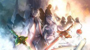 ปล่อย!! การ์ตูนอนิเมะเรื่องใหม่จากจีน Reikenzan: Hoshikuzu-tachi no Utage!!