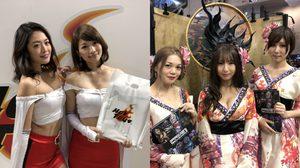 นิทรรศการ Comic-Con 2017 ที่ญี่ปุ่น เต็มไปด้วยสาวๆ ขาว ๆ คอสเพลย์