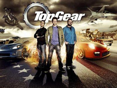 ถึงฆาต ซีรี่ย์  Top Gear USA ถูกตัดจบ