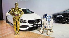 Mercedes-Benz เปิดตัว CLA Star Wars Edition เฉพาะที่ประเทศญี่ป่น