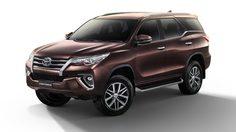 Toyota เปิดตัว Fortuner 2017 รุ่นปรับโฉมใหม่ ด้วยราคา 1,239,000 บาท