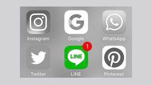 วิธีแก้ไขไอคอนไลน์ (LINE) แจ้งเตือนค้าง #iOS