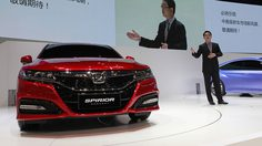 Honda เตรียมเปิดตัวรถตัว Concepts ใหม่ 2 รุ่นที่งาน Beijing Auto Show 2018