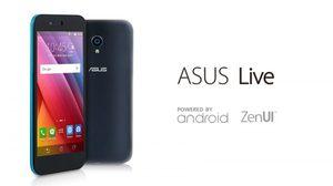 เปิดตัว Asus Live สมาร์ทโฟนสเปคคุ้มที่สุด ในงบ 4 พัน