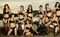 10 สาว FHM GND 2015 ดีกรีร้อนก่อนปาร์ตี้ครั้งแรกของเมืองไทย