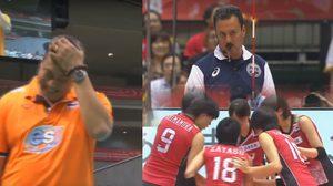 เจ็บที่ต้องจำ! คลิปวอลเลย์บอล ญี่ปุ่น ทำแสบกับ ไทย (มีคลิป)