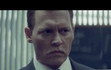 """""""จอห์นนี่ เดปป์"""" สวมมาดตำรวจลอสแองเจลิส สืบคดีฆาตกรรมแร็ปเปอร์ดัง The Notorious B.I.G."""