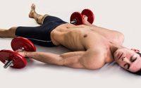 ท่านอนออกกำลังกาย ขณะนอนเล่นอบนเตียง ไม่เหนื่อยแต่เฟิร์ม