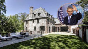 ส่องบ้านเช่าใหม่สุดหรู ของ นาย บารัค โอบาม่า หลังพ้นตำแหน่ง ประธานาธิบดีสหรัฐอเมริกา