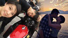 สวีทเวอร์!!! เต๋า สมชาย ควงภรรยา ขับบิ๊กไบค์เที่ยวเหนือ ท้าลมหนาว