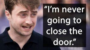 ยังไม่ปิดโอกาสตัวเอง! แดเนียล แรดคลิฟฟ์ เผยหากกลับไปรับบทแฮร์รี พอตเตอร์