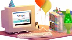 27 กันยายน วันครบ 17 ปี Google