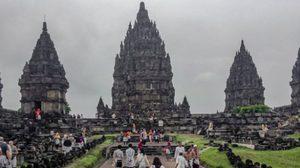 วัด ปรัมบานัน มรดกโลก Prambanan อินโดนีเซีย