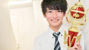 ฟุมิยะ ทาคาฮาชิ นักเรียนชายม.ปลายญี่ปุ่น คว้ารางวัลหนุ่มหล่อที่สุด