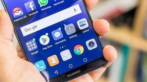 หัวเว่ยซุ่มพัฒนาระบบสแกนนิ้วมือใต้หน้าจอ เพื่อใช้ใน Huawei Mate 11