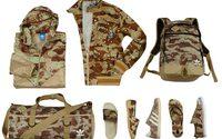 อาดิดาส adidas ออริจินอลส์ ส่งตรงความเท่ให้หนุ่มสตรีทไม่ทิ้ง ลายพราง Originals Camouflage