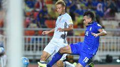 ประมวลภาพ ทีมชาติไทย พ่าย ญี่ปุ่น 0 – 2 ศึกคัดบอลโลก!