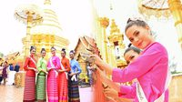 40 สาวงาม มิสยูนิเวิร์สไทยแลนด์ 2017 ในชุดพื้นเมืองล้านนา สวยสะดุดตา งดงามทุกคน!