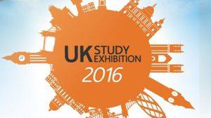 UK Study Exhibition 2016 มหกรรมงานศึกษาต่อสหราชอาณาจักรที่ใหญ่ที่สุดในไทย