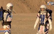 อิสราเอลทดลองสภาพความเป็นอยู่บนดาวอังคาร
