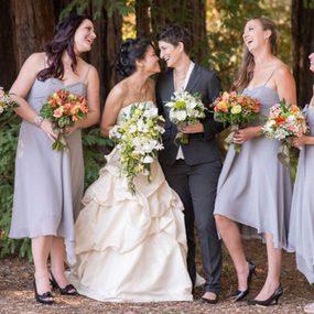 15 ภาพสุดโรแมนติก รักร่วมเพศ ก็แต่งงานได้ ฟินกว่าด้วย!!