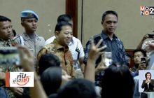 อินโดนีเซียสั่งจำคุกอดีตประธานรัฐสภาคดีทุจริต
