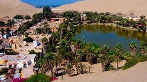 โอเอซิส ออฟ อเมริกา สวรรค์กลางทะเลทราย ที่ เปรู