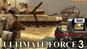 เกมส์ Ultimate Force 3