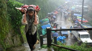 """""""เมฆาลัย"""" รัฐในประเทศอินเดีย ฝนตกชุกที่สุดในโลก!"""