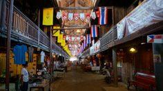 ตลาดเก้าห้อง ร้อยปี ย้อนตำนานตามหาโจร สุพรรณบุรี