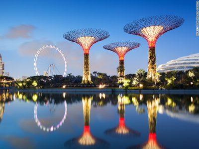 รวมโชว์เด็ดใน สิงคโปร์ 2017 ไม่เคยดูคือ..พลาด!